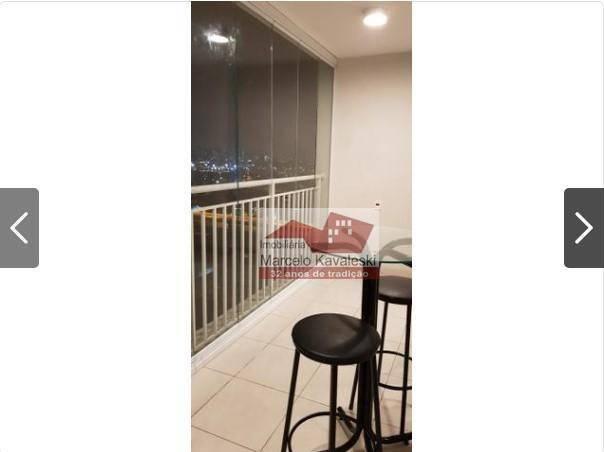 Apartamento com 1 dormitório para alugar, 38 m² por r$ 2.000,00/mês - ipiranga - são paulo - Foto 9