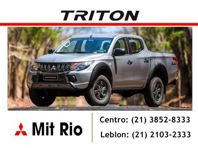 Mitsubishi L200 Triton Sport GLX Ooutdoor 0KM Conheça o Mit Facil e Desafio Casca Grossa - Foto 2