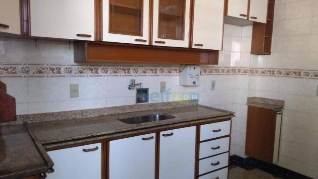 Apartamento com 3 dormitórios para alugar, 105m² - Icaraí - Niterói/RJ - Foto 17