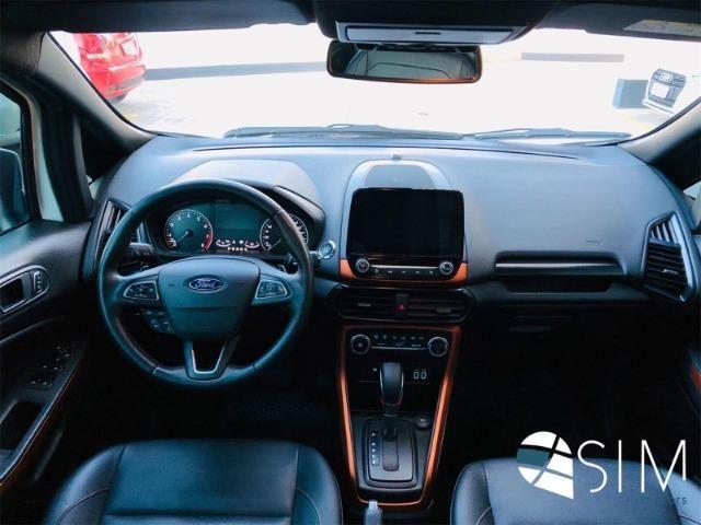 Ford Ecosport Storm 2.0 4x4 Automática com Teto Solar - 2019 - Foto 9