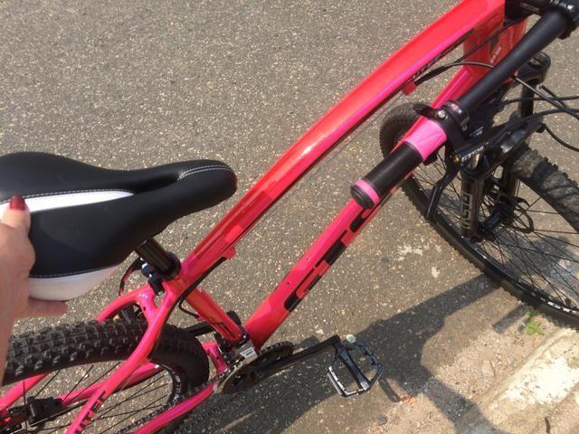 Bicicleta GTSM1 tipo Mountain bike- vendo parcelado no cartão ou troco por acessórios bike