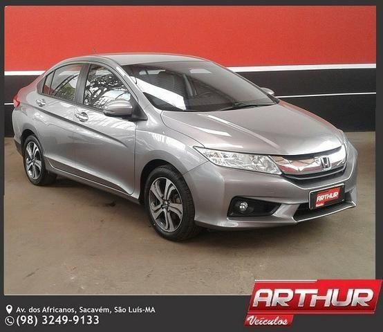 Honda City EX 1.5 CVT R$ 53.000,00 Arthur Veículos - Foto 2