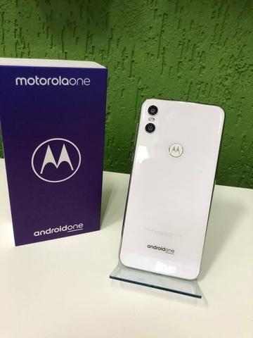 Motorola one 64 gb - branco 12 x 89,00 - Foto 3