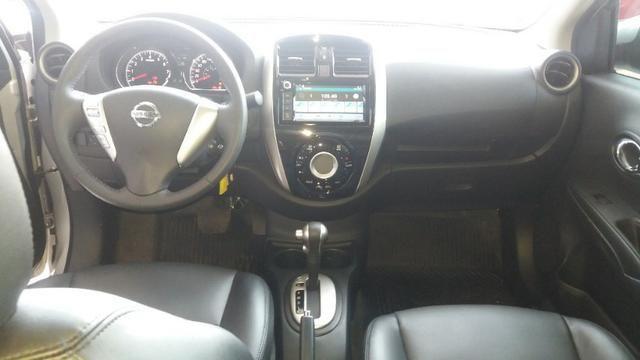 Nissan Versa SL 1.6 - Foto 8
