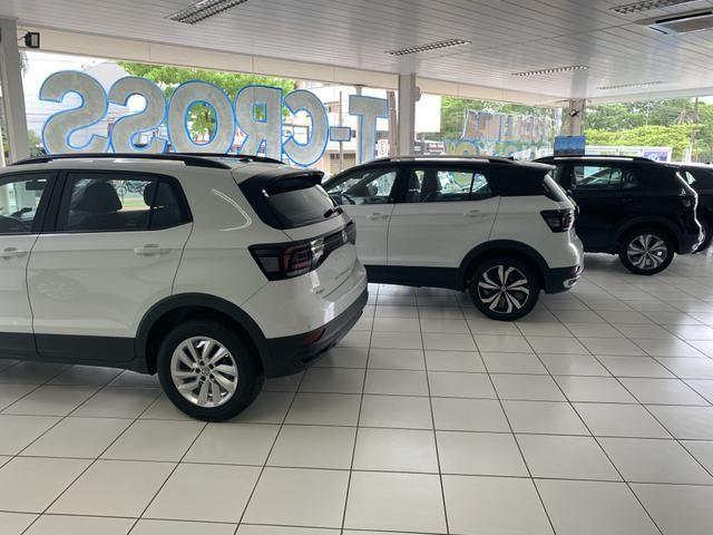 Somaco VW - T-Cross Lançamento Top Da VW Versoes Tsi. Comfor. e High 1.4 Tsi 150 cv - Foto 9