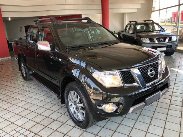 Nissan Frontier SL 2.5TD_AUT._4X4_ExtrANovA_LacradAOriginaL_RevisadA_Placa A_ - Foto 5