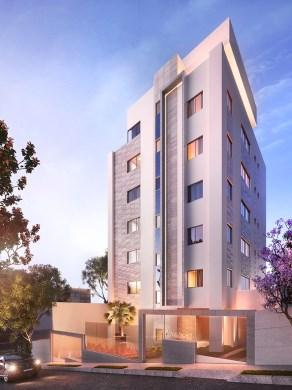 Apartamento à venda com 2 dormitórios em Anchieta, Belo horizonte cod:19040