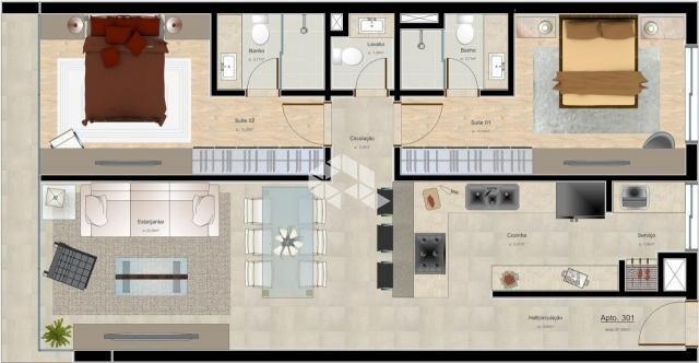 Apartamento à venda com 2 dormitórios em Jardim lindóia, Porto alegre cod:9886033 - Foto 16