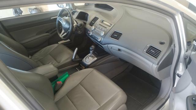 Vendo ou troco por carro Xt ou Hornet Honda Civic 2011 - Foto 7