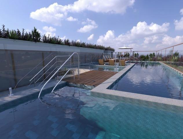 DMR - Flat no centro de Porto de Galinhas 1 ou 2 quartos para morar ou investir - Foto 5