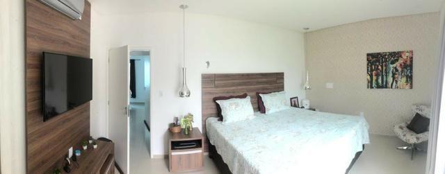 Condomínio na estrada da Tapera, casa com: # 3 suítes # móveis planejados - Foto 4