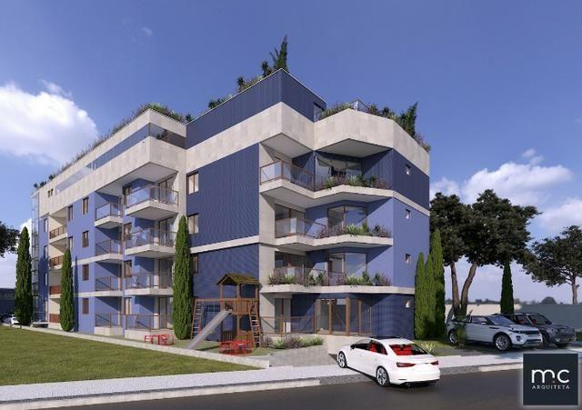 DMR - Flat no centro de Porto de Galinhas 1 ou 2 quartos para morar ou investir - Foto 2