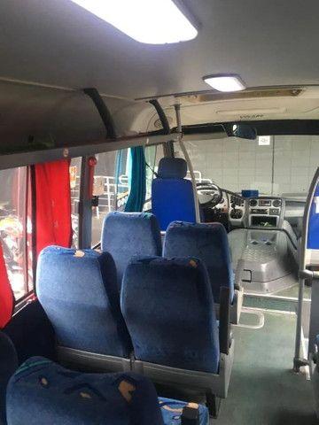 Marcopolo Volare Micro ônibus V8 2008 - Foto 6