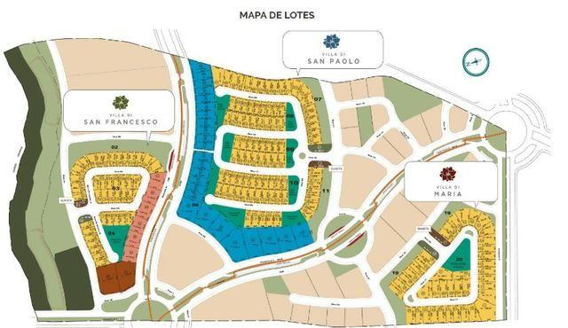 Lote 314 m² - Plano pronto para construir - Condomínio Fechado Quintas de São José - Foto 2