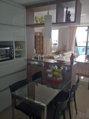 Apartamento 89m na beira mar do Cabo Branco - Foto 12