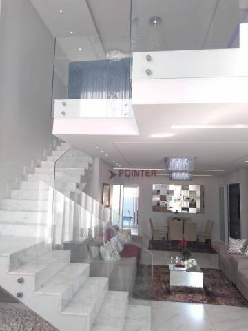 Sobrado com 5 dormitórios à venda, 318 m² por R$ 1.400.000,00 - Jardins Lisboa - Goiânia/G - Foto 3