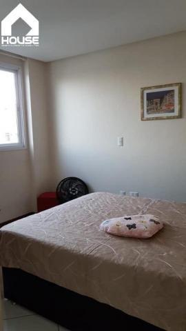 Apartamento à venda com 3 dormitórios em Praia do morro, Guarapari cod:AP1013 - Foto 2