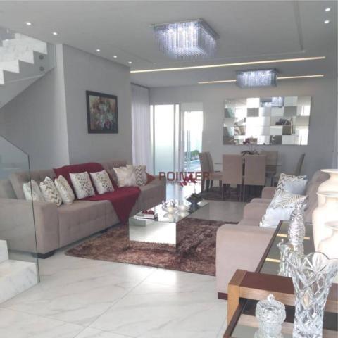 Sobrado com 5 dormitórios à venda, 318 m² por R$ 1.400.000,00 - Jardins Lisboa - Goiânia/G