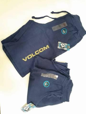 Bermuda Moletom Surf Volcom Quiksilver Paris Saint Germain
