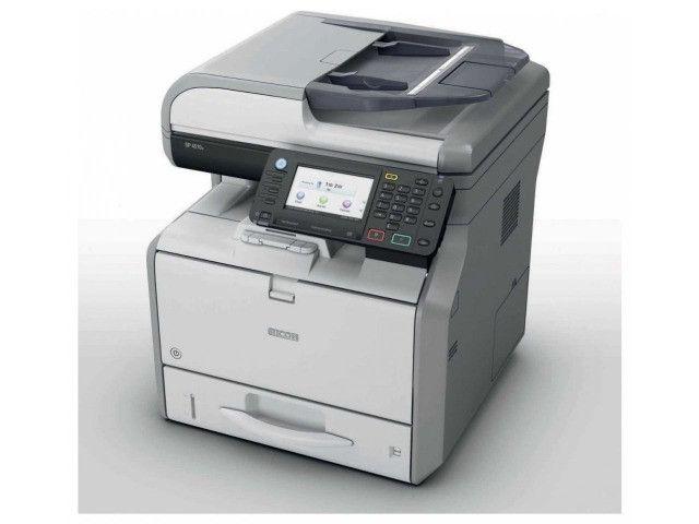 Impressora Multifuncional Ricoh Sp 4510sf - Foto 2