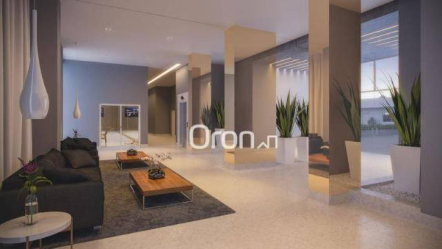 Apartamento à venda, 137 m² por R$ 880.000,00 - Park Lozandes - Goiânia/GO - Foto 3