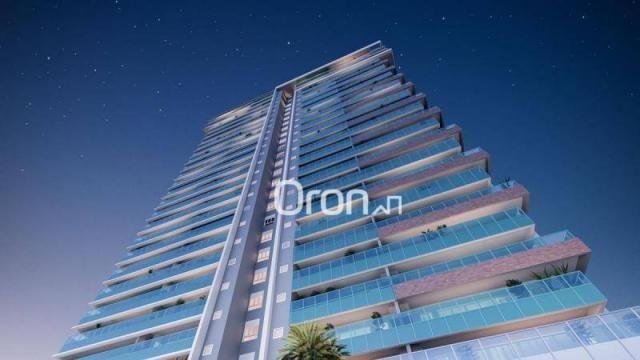 Apartamento à venda, 137 m² por R$ 880.000,00 - Park Lozandes - Goiânia/GO