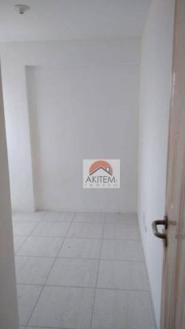 Apartamento com 3 quartos para alugar, 64 m² por R$ 1.800/mês - Casa Caiada - Olinda/PE - Foto 19