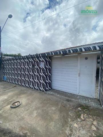 Casa com 2 dormitórios para alugar, 300 m² por R$ 2.800,00/mês - Vila União - Fortaleza/CE - Foto 2
