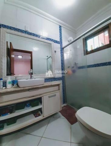 Casa dos Seus Sonhos! 3 Dormitórios, Garagem, Jardim, Churrasqueira, Pronta para Você. - Foto 11