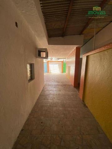 Casa para alugar, 600 m² por R$ 4.800,00/mês - Vila União - Fortaleza/CE - Foto 15
