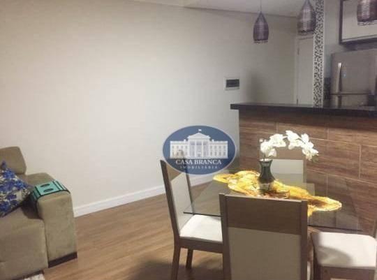 Apartamento com 3 dormitórios à venda, 57 m² por R$ 200.000 - Vila Alba - Araçatuba/SP - Foto 2