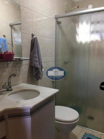 Apartamento com 3 dormitórios à venda, 88 m² por R$ 290.000 - Saudade - Araçatuba/SP - Foto 8