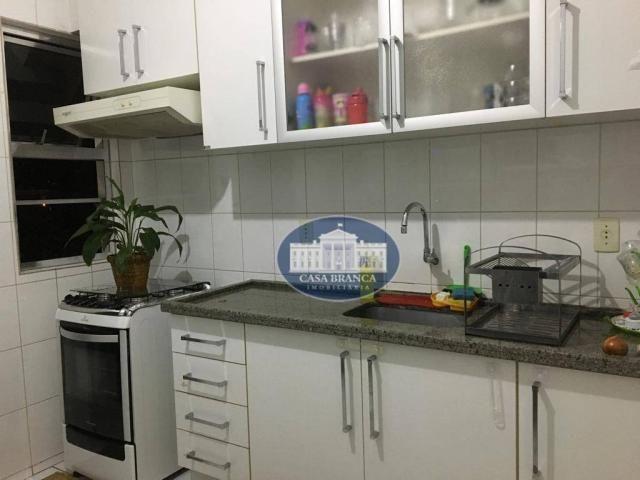 Apartamento com 3 dormitórios à venda, 88 m² por R$ 290.000 - Saudade - Araçatuba/SP - Foto 5
