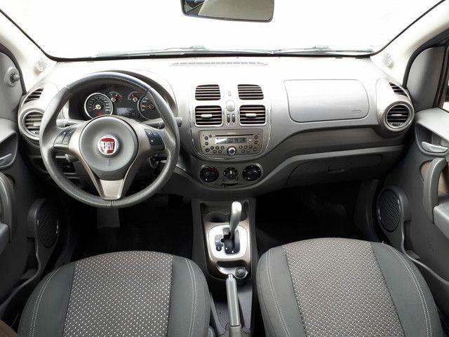 Fiat Gransiena 1.6  automático, toda revisado , impecável - Foto 11