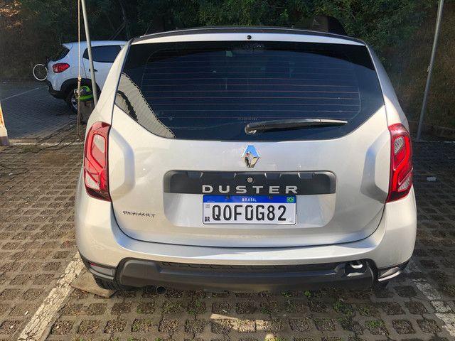 Renault Duster 1.6 Expression 2018/2019 muito nova automática, carro impecável - Foto 3