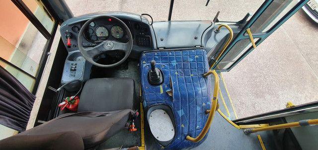 Ônibus Mercedes-Benz 1722 Urbano 2011 - Foto 6