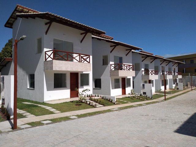 Casa em condomínio, com 91,14m², 3/4, em Vila de Abrantes