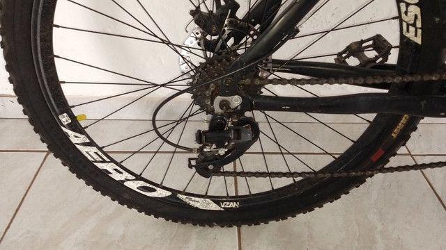 Bike Gallo Aro 26 - Shimano - Aceito Troca(Leia a Descrição) - Foto 5