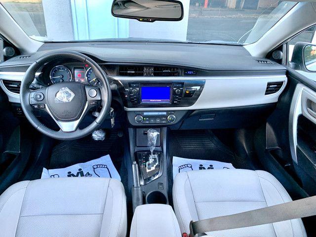 Corolla XEI 2.0, Ano: 2015/2015, Apenas 80000 km - Foto 5