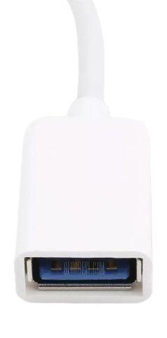 Adaptador Tipo C Cabo Otg Usb Para Celular Tablet - Foto 2