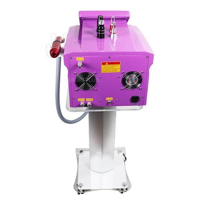 Máquina a Laser de Remoção De Tatuagem, sobrancelhas, micropigmentação, sardas, Nd Yag - Foto 2