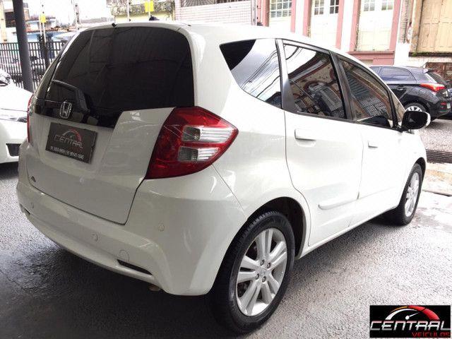 Honda Fit EX 1.5 AT 2013/2014 - Foto 4