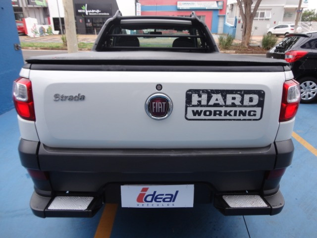 Fiat Strada 1.4 Mpi Hard Working Cs 8v Flex 2p Manual 2019 - Foto 5