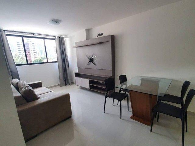 Apartamento mobiliado - Cabo Branco - Foto 6