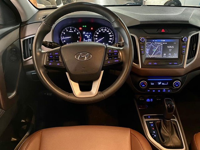Hyundai Creta Prestige 2.0 At 2018 - Foto 11