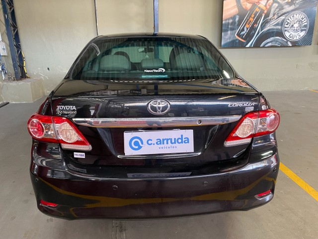 Toyota Corola Gli 2013 - Blindado - Automático  - Foto 5