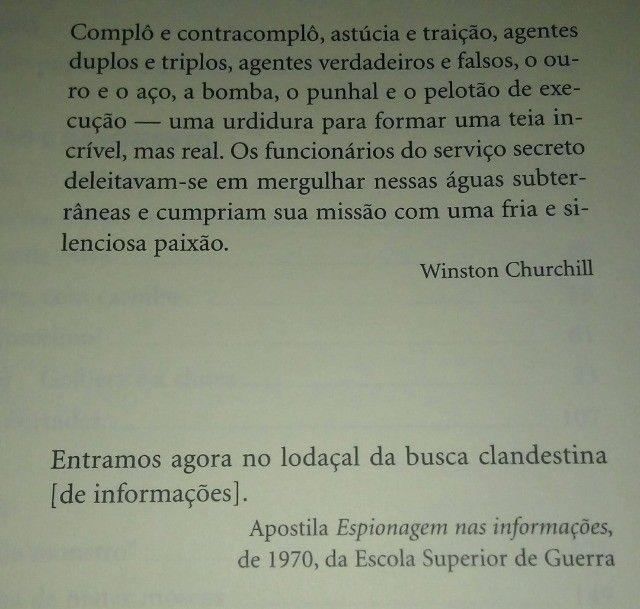 A história do serviço secreto brasileiro de Washington Luís a Lula (1927-2005) - Foto 6