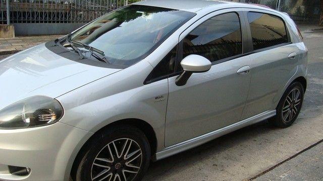 PUNTO 2011/2011 1.8 SPORTING 16V FLEX 4P AUTOMATIZADO - Foto 3