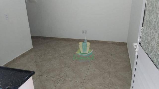 Kitnet com 1 dormitório para alugar com 26 m² por R$ 750/mês no Parque Morumbi II em Foz d - Foto 3
