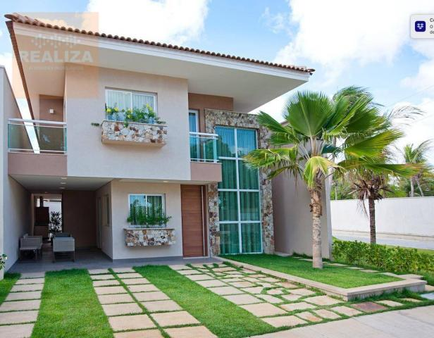 Casa com 3 dormitórios à venda, 176 m² no Eusébio